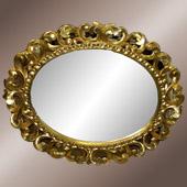 Овальную раму для зеркала